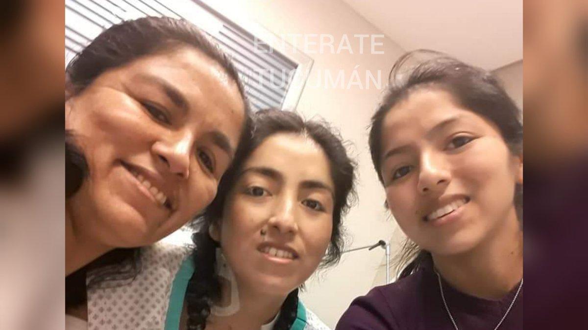 La joven tucumana de Trancas que estaba en lista urgente de transplante le sonríe a la vida