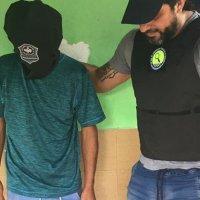 Estaba prófugo y fue detenido al llegar a Tucumán en un micro de larga distancia